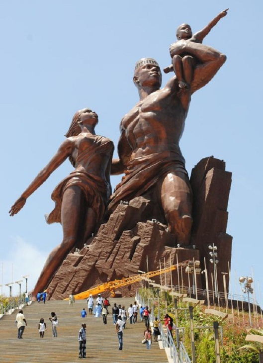 The-African-Renaissance-Monument