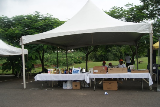 Drinks Section