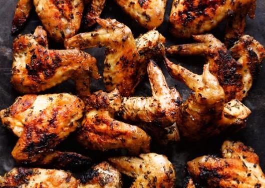 Grilled Chicken (via)