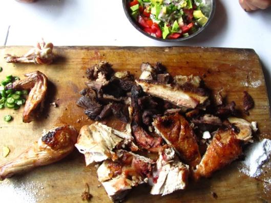 Nyama Choma (Roasted Meat)