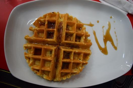 Waffles Drumstick